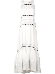 платье со складками  3.1 Phillip Lim