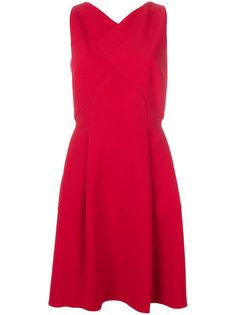 платье с расклешенной юбкой Roland Mouret