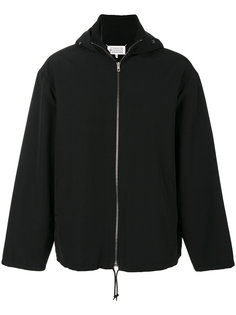 укороченная куртка с капюшоном Maison Margiela