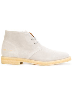 ботинки на шнуровке Common Projects