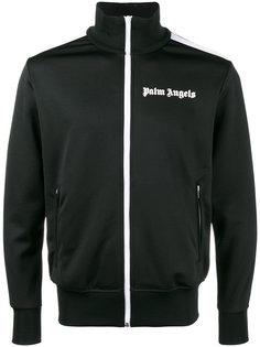 спортивная куртка с логотипом  Palm Angels