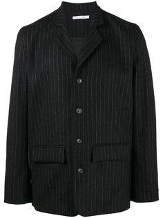пиджак в тонкую полоску Lot78