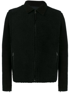 двусторонняя куртка из овечьей шерсти Lot78