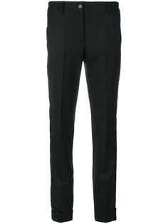 классические укороченнные брюки P.A.R.O.S.H.
