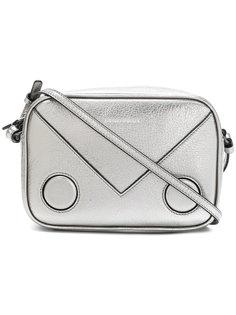 сумка через плечо с круговой молнией Emporio Armani