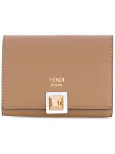 кошелек с откидным клапаном Fendi
