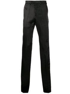 брюки кроя слим Raf Simons