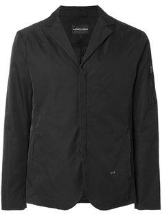 куртка с лацканами Emporio Armani