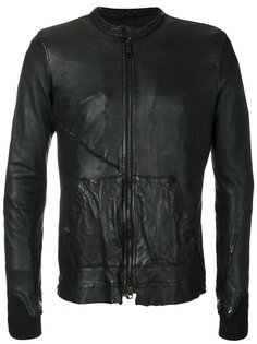 куртка с эффектом потертости Giorgio Brato