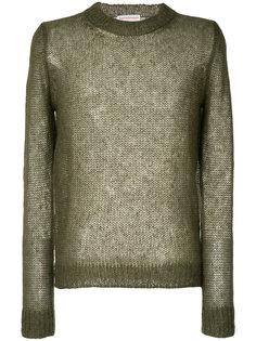 трикотажный свитер Walter Van Beirendonck