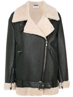 куртка с мехом  P.A.R.O.S.H.