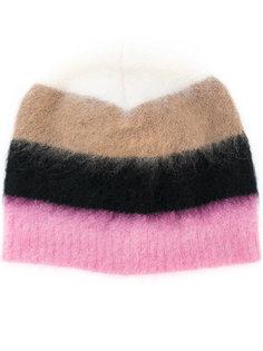 шапка-бини в полоску Nº21