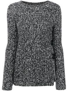 приталенный свитер Moncler
