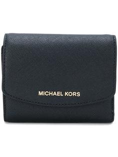 кошелек с бляшкой с логотипом Michael Michael Kors