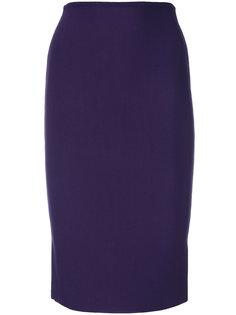 приталенная юбка-карандаш Roland Mouret