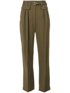 прямые брюки A.P.C.