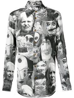 рубашка с принтом Vivienne Westwood