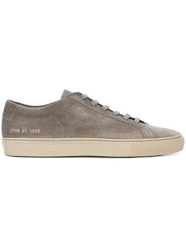 кеды на шнуровке Common Projects