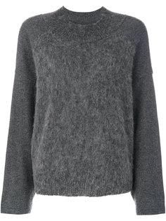 свитер с круглым вырезом Ys Y`s