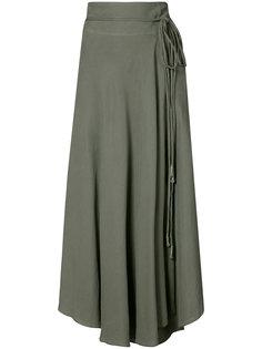 Rosehip wrap skirt Apiece Apart
