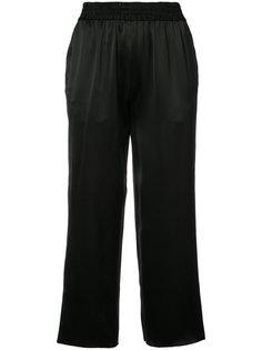 high waisted cropped trousers Nili Lotan