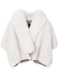 куртка-накидка Blancha