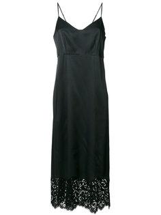 платье-комбинация с кружевом Dorothee Schumacher