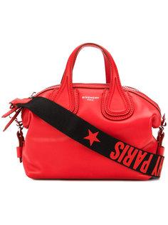 маленькая сумка-тоут Nightingale Givenchy