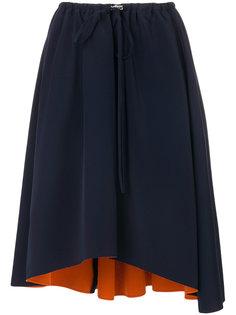 пышная юбка с закругленным краем  Cédric Charlier