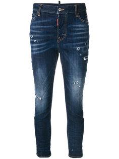 выбеленные джинсы Cool Girl Dsquared2