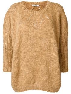 фактурный свитер  Mes Demoiselles