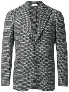пиджак с узором Boglioli
