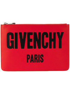 клатч Signature Givenchy