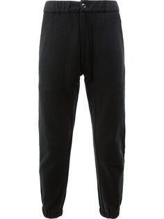 брюки с эластичными щиколотками Kazuyuki Kumagai