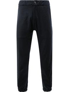 зауженные брюки с присборенными щиколотками Kazuyuki Kumagai