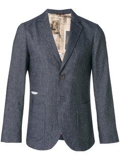 классический пиджак  Al Duca D'Aosta 1902