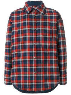 куртка-рубашка Peacot Balenciaga