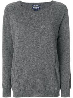 кашемировый джемпер с карманами  Woolrich
