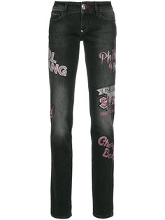 джинсы Chicago Gang Philipp Plein