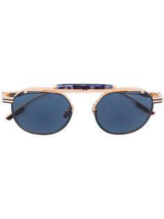 овальные солнцезащитные очки Jacques Marie Mage
