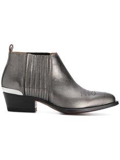 ботинки в стиле вестерн Buttero