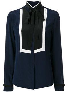 блузка с бантом Karl Lagerfeld