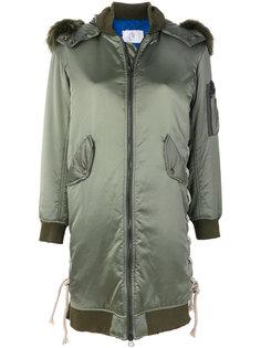 длинная куртка-бомбер As65