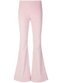 расклешенные брюки Giamba