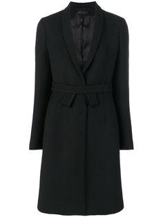 пальто с поясом Giambattista Valli