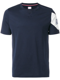 футболка с нашивкой логотипа Moncler Gamme Bleu