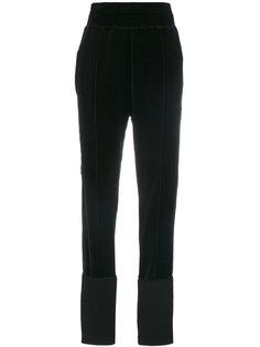 брюки с завышенной талией  Givenchy