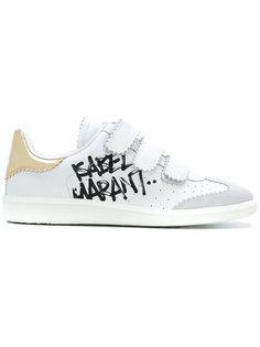 кроссовки на липучках Isabel Marant