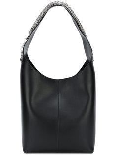 сумка на плечо с декоративной цепочкой Alexander Wang