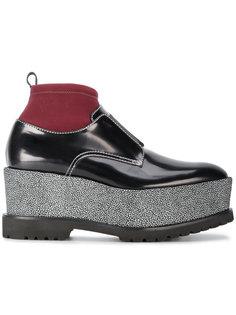 ботинки Ursa на танкетке Givenchy